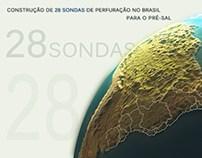 Edição filme sondas Petrobras