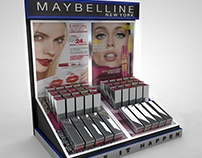 Counter Maybelline