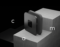 lyeno camera concept UI/UX animation CG product design