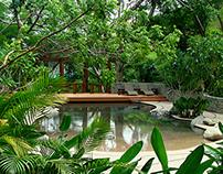 El Descanso Natural Pool