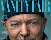Vanity Fair Italia, April 2018
