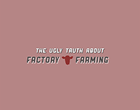 The Ugly Truth About Factory Farming - Infographic