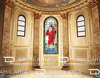 Orthodox Church interior project