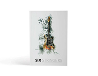 A to Z Six Stringers book