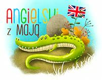 Angielski z Mają