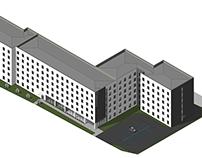 2018 | Umultowska – Residential | Concept