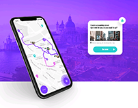 Map my trip - The new trip tracking app