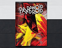 PARANOID ANDROID (GraphicNovel)