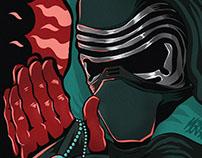 PRAYIN' HANDS dark side!