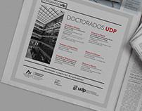 Avisos diario y metro UDP