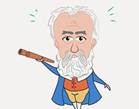 Galileo Character