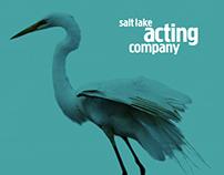 Salt Lake Acting Company website design