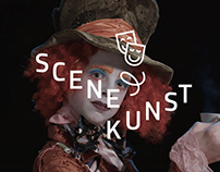 SceneKunst / Visual Identity