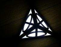 Lumos: The deathly hallows lamp