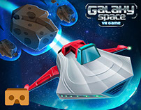 Galaxy Space VR Game