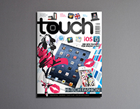 TOUCH ISSUE 5 - EDITORIAL DESIGN