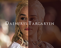 Daenerys Targaryen | Game Of Thrones (low poly)