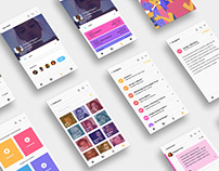 UI/UX | CADe App