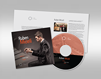 Ruben Micieli - CD Cover Design - ADAV