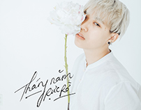 """""""Tháng Năm Rực Rỡ"""" Single by Kai Đinh"""