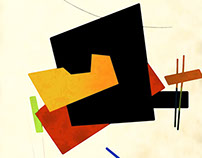 Suprematism in Motion