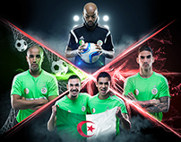 ALGERIA CAN 2015 - FOOTBALL DZ TEAM