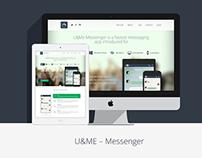 U&ME – Messenger