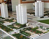 Maquete Condomínio residencial, SP