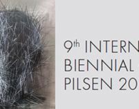My work in 9th Int. Biennial of Drawing Pilsen 2014