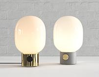 Free 3d model / JWDA Table Lamp by Menu