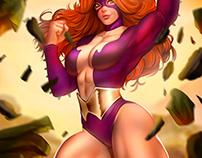 Titania Marvel