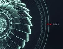 Animated hightec corporate Teaser (AMCM) 4K