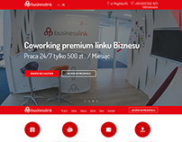 Landing page | Coworking space