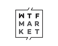 We The Future Market - Visual Identity