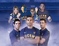 #BlueGolden UCAM CF Campaing Subscribers