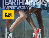 Portugal AD Campaign CAT Earthmovers