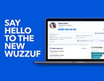 WUZZUF Revamp — The New WUZZUF