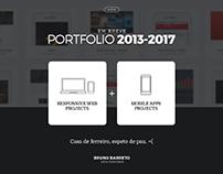 2013-2017 Portfolio