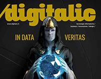 Cover Digitalic Magazine /03/2018 _n.71