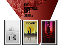the New York City series / poster collection