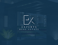 Experts Real Estate | Branding