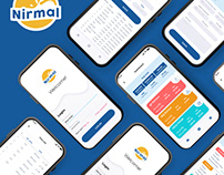 Mobile application for Cattle Farm
