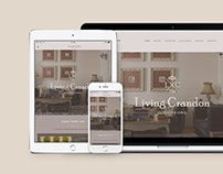 Living Crandon · Web Design
