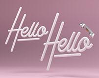 BILLIE RAE - HELLO HELLO