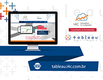 Web Design | Website I4C Consultoria Tableau Software