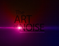 The Art of Noise (Motion Graphics - Experimental)