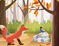 I'PARK MALL Autumn Season Video