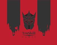 Tru Skill Logo Studies