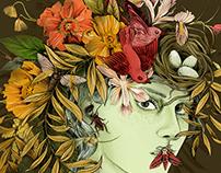 Persephone - Botanica Exhibition