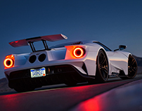 2017 Ford GT - Top Gear
